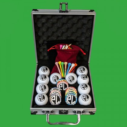 The Basic Golf Gift Set - Deluxe