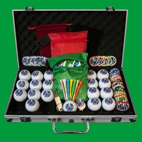 Essentials Golf Gift Set Deluxe