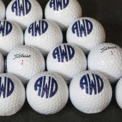 How to Order Custom Golf Balls