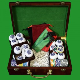 Luxury Golf Gift Set