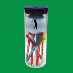 Golf Promotional Items | Tees, Balls, Markers, Visors, Polos and more!