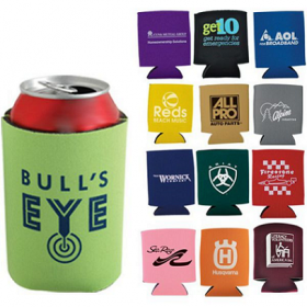 Custom Logo Collapsible Foam Kan Cooler | Koozie