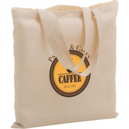 Custom Logo Cotton Canvas Tote Bags