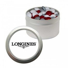 Candy Window Tin With Your Logo