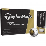 Taylor Made Logo Golf Balls