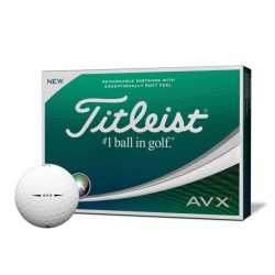 New Custom Golf Balls - Titleist AVX, Bridestone e6 Soft and more!