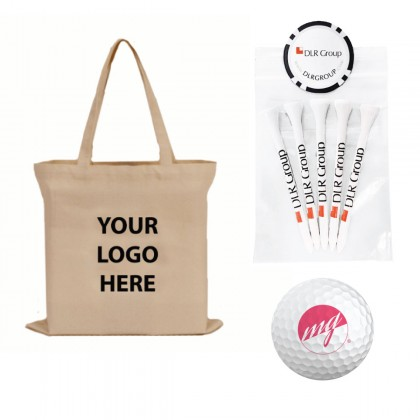Custom Golf Swag Bag - Tournament Starter Kit