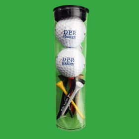 Custom Golf Ball Tubes