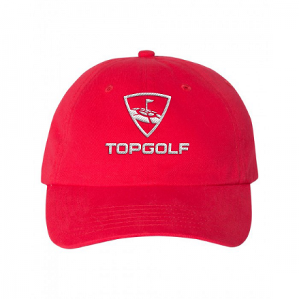 Custom Logo Golf Hats