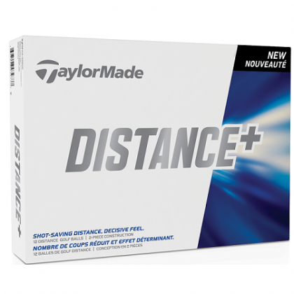 TaylorMade Distance Golf Ball - Dozen